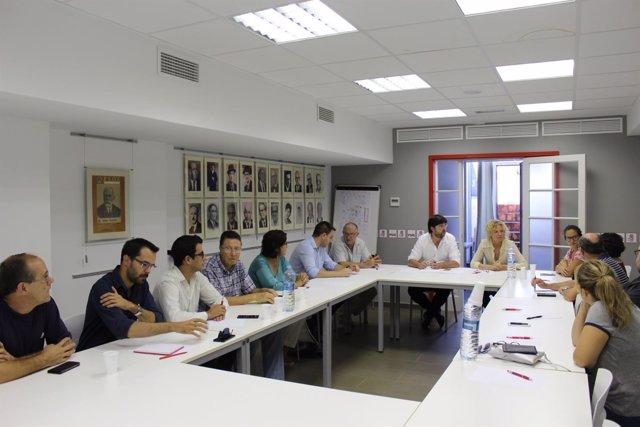 Ejecutiva insular del PSOE de Menorca