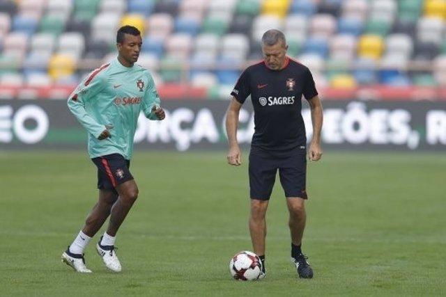 Nani selección Portugal Fernando Santos