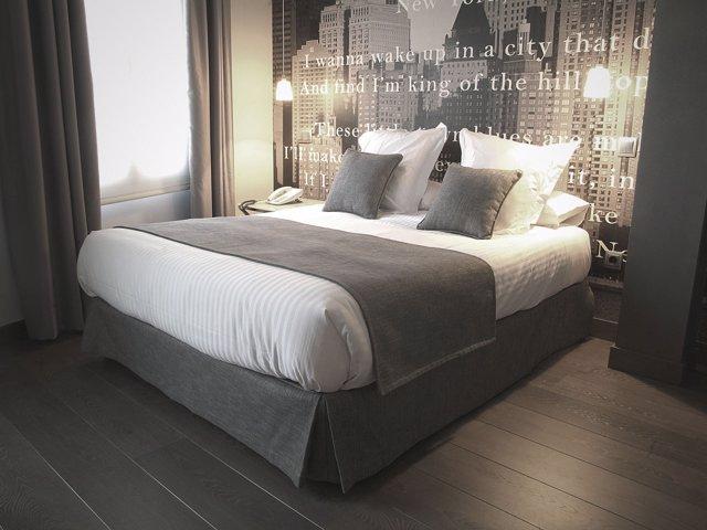 Hotel cántabro romántico. Turismo.