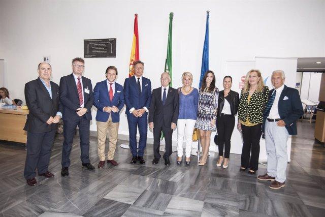 Inauguración del XV Triveneto Meeting