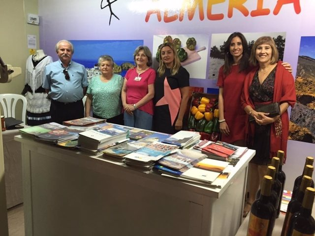 La Diputación de Almería participa en encuentro de Casas Regionales en Sevilla