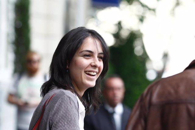 Rita Maestre, concejal de Ahora Madrid