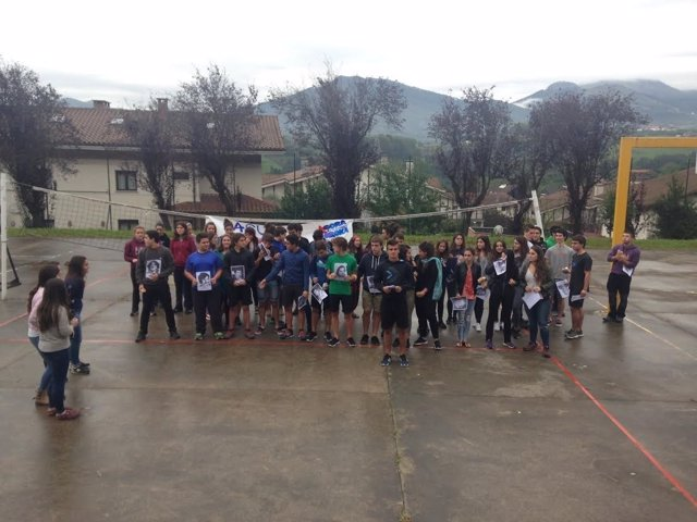 Covite denuncia a un instituto de Hernani por el homenaje a ETA