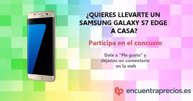 Concurso Samsung Galaxy S7 Edge - Encuentraprecios.Es