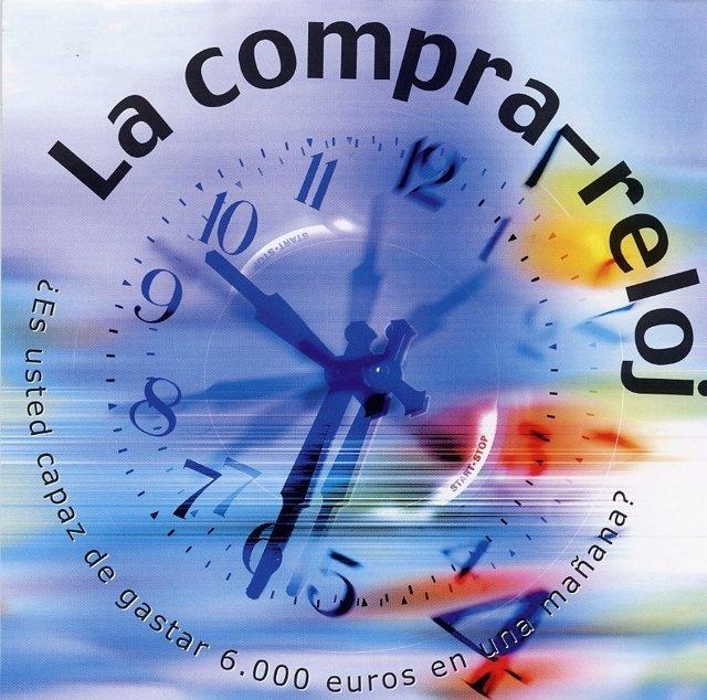 Imagen del cartel de la Compra Reloj