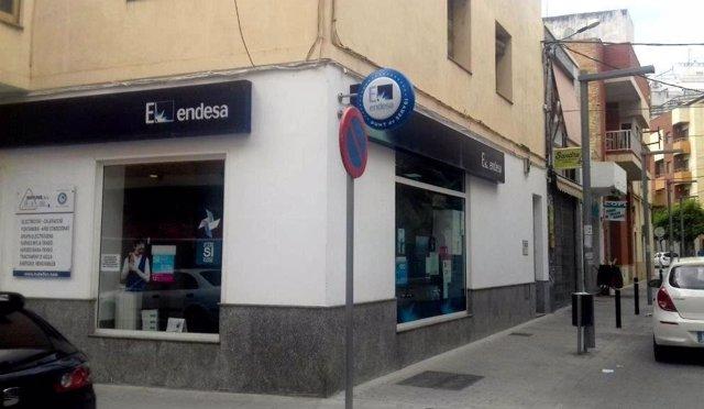 Punto de Servicio de Endesa en Tortosa
