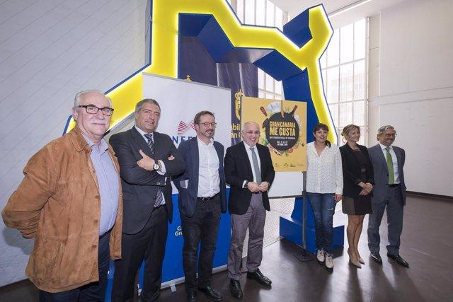 El  Cabildo presentó hoy 'Gran Canaria Me Gusta'