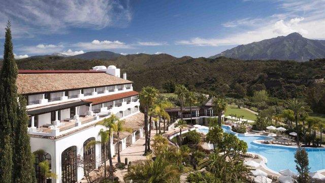The westin la quinta hotel malaga golf marbella lujo turismo turistas