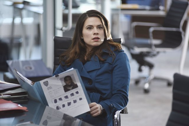 Conviction, con Hayley Atwell