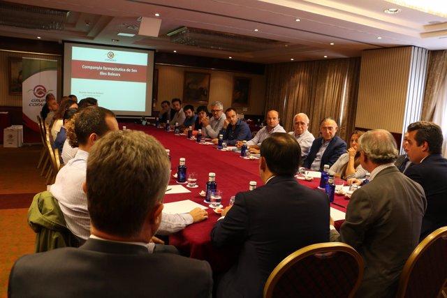Cofares abrirá en noviembre un gran almacén de distribución en Mallorca