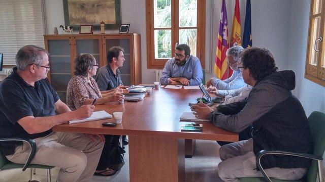 Vidal reunión