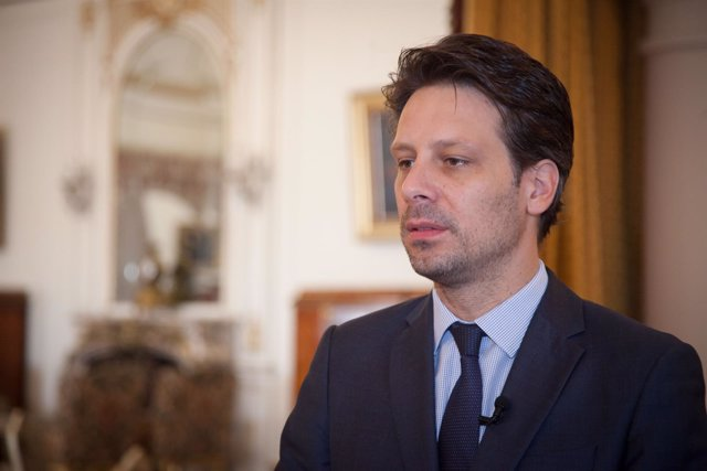 Ministro de Relaciones de Ecuador, Guillaume Long