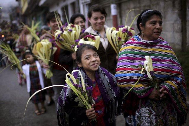 Indígenas guatemala