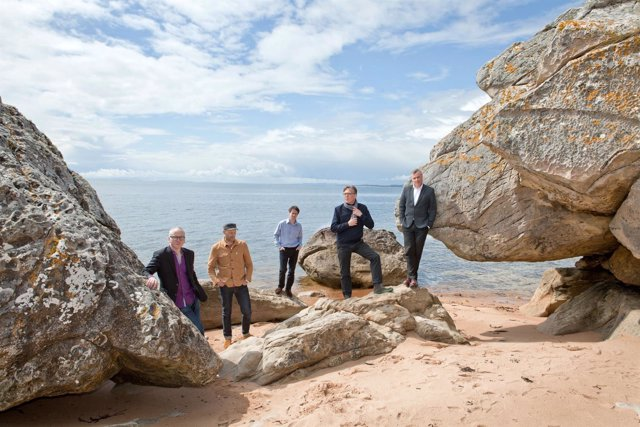 Los escoceses Teenage Fanclub