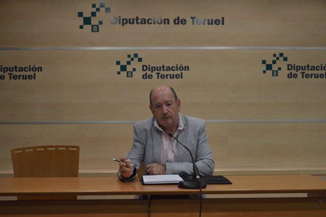 El diputado responsable de Turismo en la DPT, Francisco Martí
