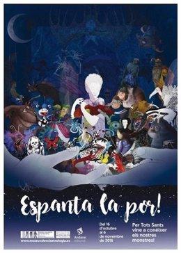 Cartel de Espanta la Por, Museu Valencià Etnología