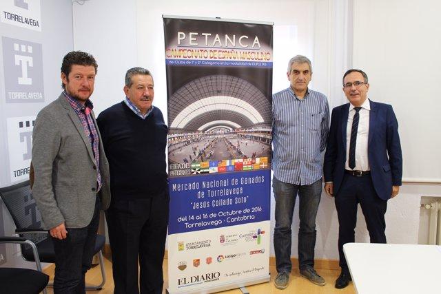 Nota Sobre Campeonato De España De Petanca