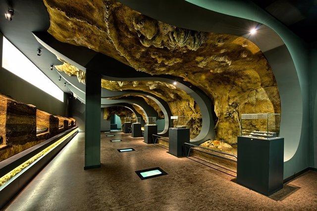 MUPAC sala de prehistoria