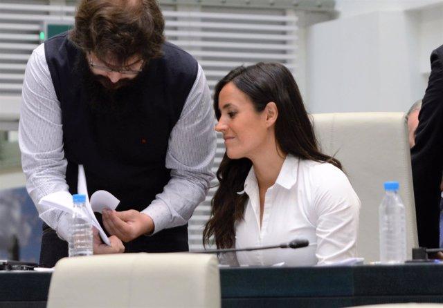 Begoña Villacís Sánchez, concejala de Ciudadanos