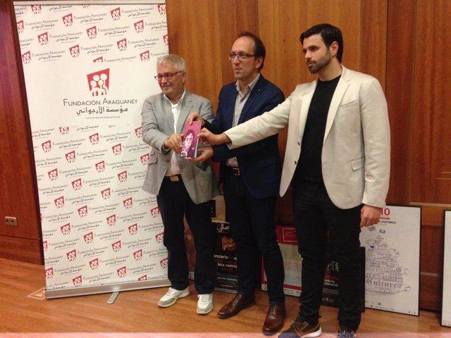 Presentación de la semana de cine euroárabe Amal