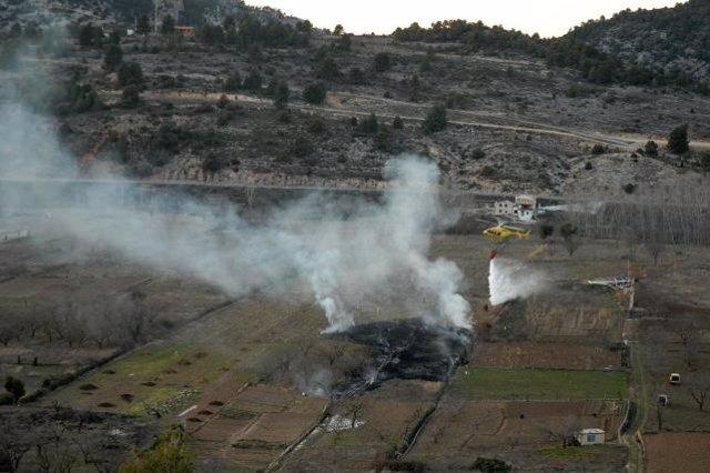 El periodo de riesgos de incendios se prolonga hasta el 1 de noviembre