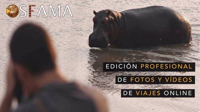 OSFAMA, edición profesional de vídeos de viajes