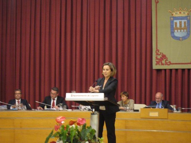 Gamarra cierra el Debate de la Ciudad 2016