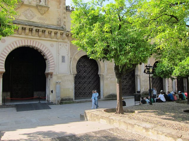 Fachada Norte de la Mezquita-Catedral Córdoba