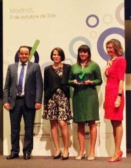 Fraternidad-Muprespa, Premio Comunicación en Prevención de Riesgos Laborales