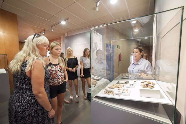 La Cueva ha recibido 17.000 visitas desde su inauguración el pasado 12 de julio