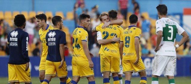 El Alcorcón sigue con vida en la Copa del Rey