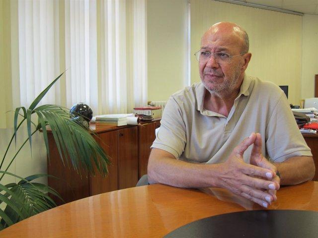 Joan Carles Gallego, secretario general de CC.OO. De Catalunya
