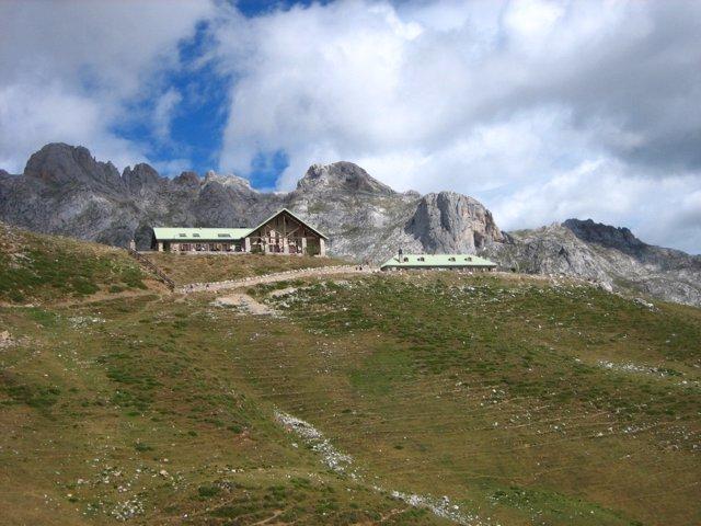Hotel Aliva en los Picos de Europa