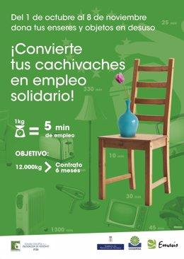 Nota De Prensa Y Foto Recogida Solidaria Objetos Usados