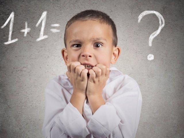 Miedo matemáticas