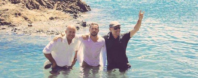 David Bisbal presentará el single de su nuevo disco rodado en Almería