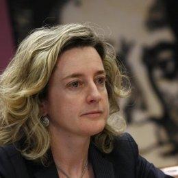 secretaria de Igualdad del PSOE, Soledad Cabezón