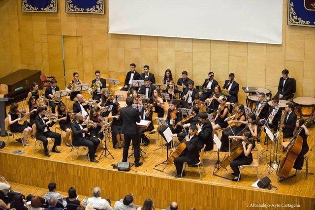 Joven Orquesta Sinfónica de Cartagena