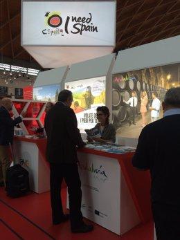 Diputación de Almería participa en la TTG Incontri