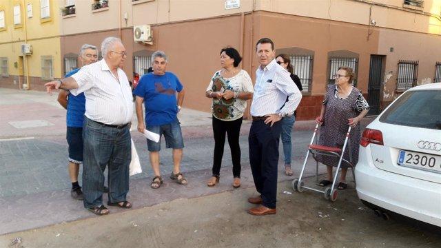 GMS Almería. Nota Y Foto Las Chocillas
