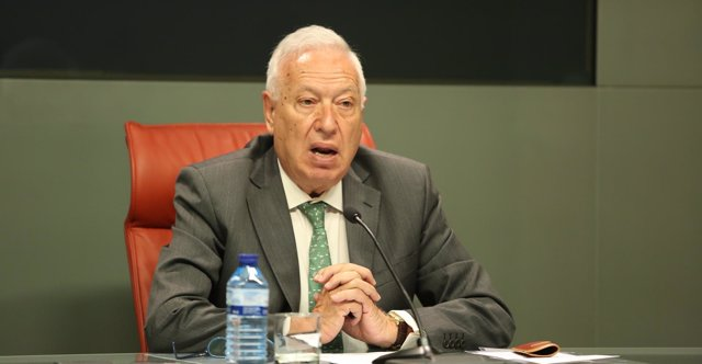 José Manuel García Margallo en el Ministerio de Exteriores