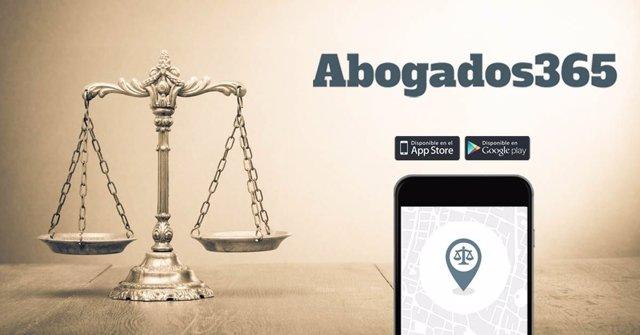 Abogados365, nueva app para encontrar ayuda legal en cada ciudad