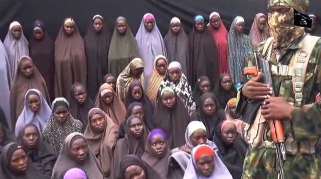 Niñas secuestradas de Chibok