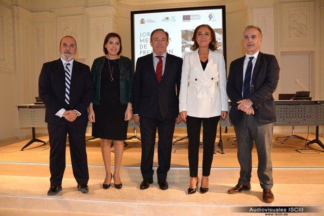 El ISCIII  y la AEGH reúnen a los principales investigadores españoles en medici