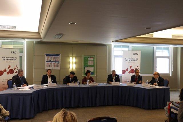 Mesa redonda organizada por LEO Pharma