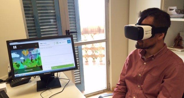 El Vall d'Hebron prueba un tratamiento de realidad virtual en adultos con TDAH