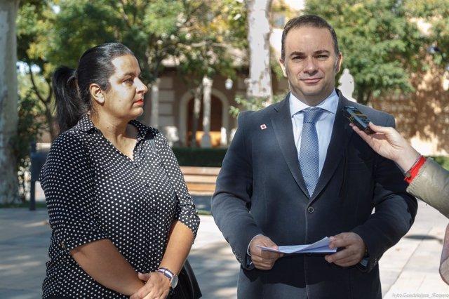Información sobre realización de inversiones en Taracena, Belén Sánchez, Alcalde
