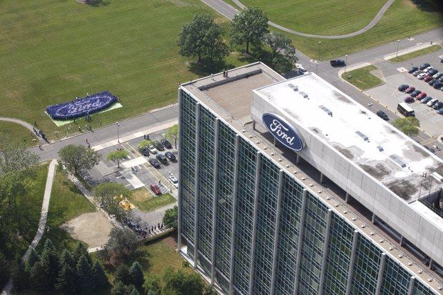 Sede de Ford en Dearborn (Michigan)