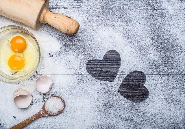 Elementos de cocina para cocinar como un chef