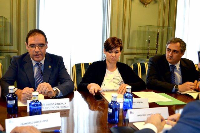 Fotos Reunion Comité Ejecutivo FEMP CLM